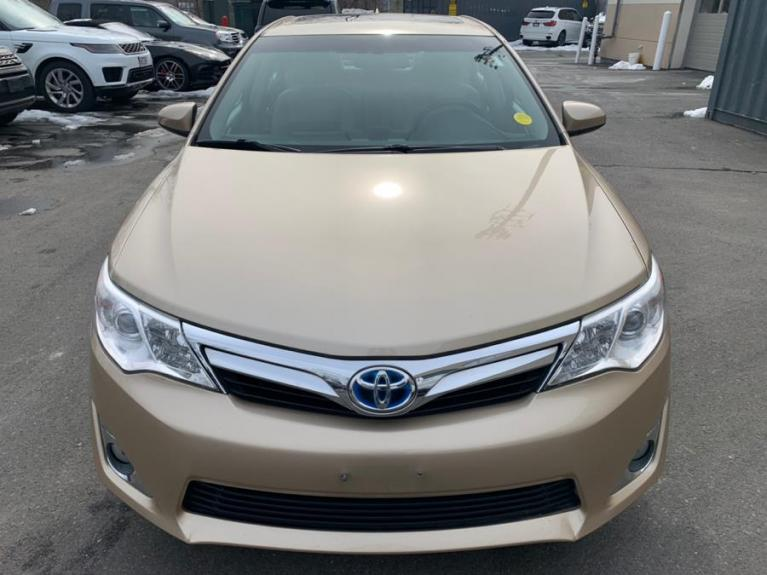 Used 2012 Toyota Camry Hybrid 4dr Sdn XLE Used 2012 Toyota Camry Hybrid 4dr Sdn XLE for sale  at Metro West Motorcars LLC in Shrewsbury MA 8