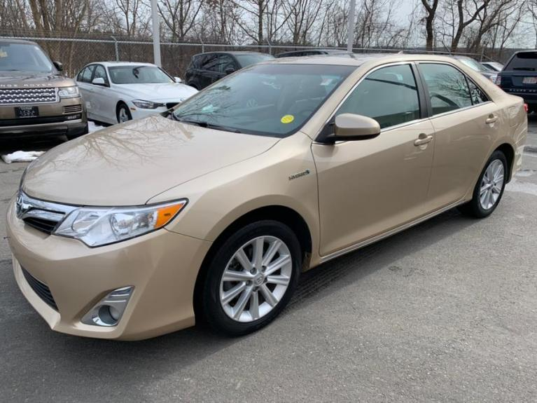 Used 2012 Toyota Camry Hybrid 4dr Sdn XLE Used 2012 Toyota Camry Hybrid 4dr Sdn XLE for sale  at Metro West Motorcars LLC in Shrewsbury MA 1