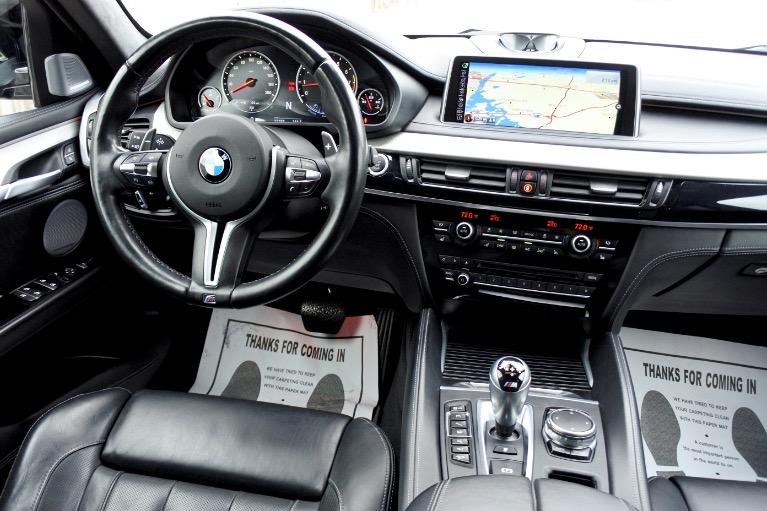 Used 2016 BMW X6 m AWD Used 2016 BMW X6 m AWD for sale  at Metro West Motorcars LLC in Shrewsbury MA 10