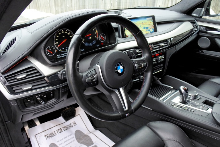 Used 2016 BMW X6 m AWD Used 2016 BMW X6 m AWD for sale  at Metro West Motorcars LLC in Shrewsbury MA 13