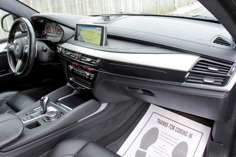 Used 2016 BMW X6 m AWD Used 2016 BMW X6 m AWD for sale  at Metro West Motorcars LLC in Shrewsbury MA 21