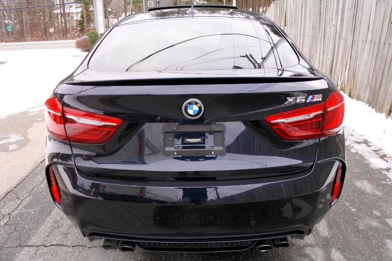 Used 2016 BMW X6 m AWD Used 2016 BMW X6 m AWD for sale  at Metro West Motorcars LLC in Shrewsbury MA 4