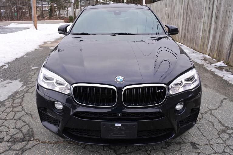 Used 2016 BMW X6 m AWD Used 2016 BMW X6 m AWD for sale  at Metro West Motorcars LLC in Shrewsbury MA 8