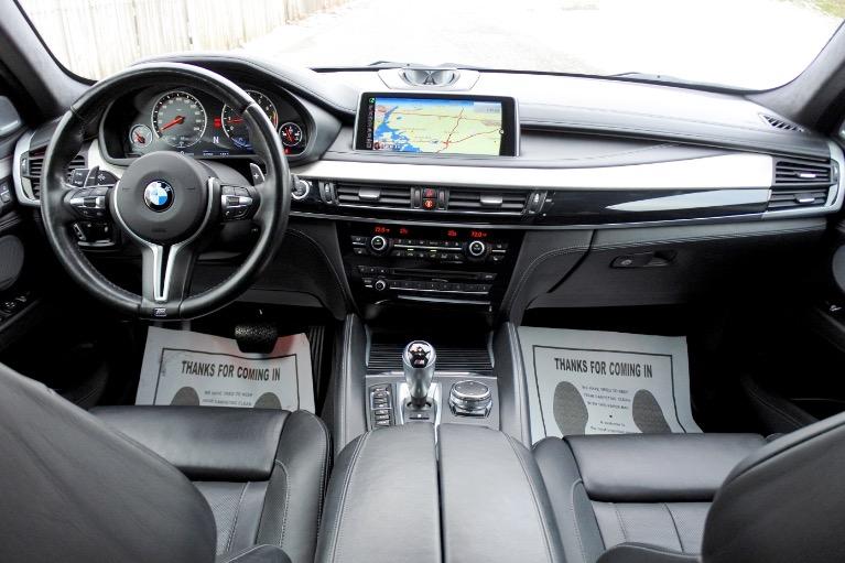 Used 2016 BMW X6 m AWD Used 2016 BMW X6 m AWD for sale  at Metro West Motorcars LLC in Shrewsbury MA 9