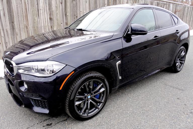 Used 2016 BMW X6 m AWD Used 2016 BMW X6 m AWD for sale  at Metro West Motorcars LLC in Shrewsbury MA 1