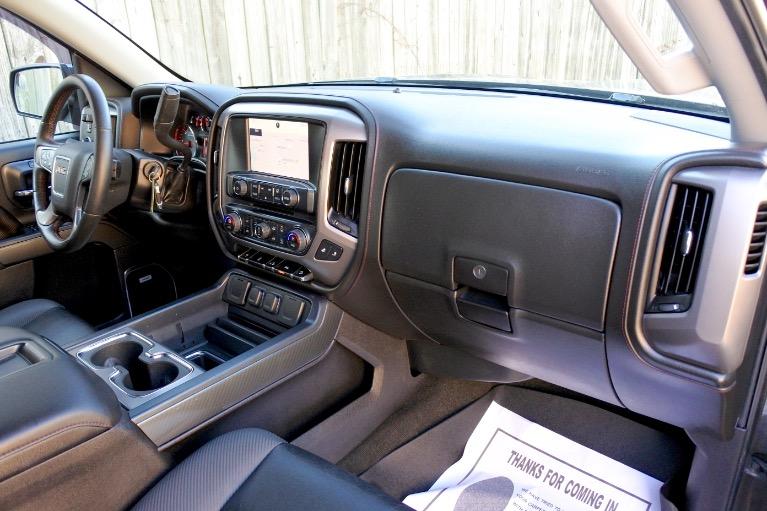 Used 2015 GMC Sierra 1500 4WD Crew Cab 143.5' SLT Used 2015 GMC Sierra 1500 4WD Crew Cab 143.5' SLT for sale  at Metro West Motorcars LLC in Shrewsbury MA 19