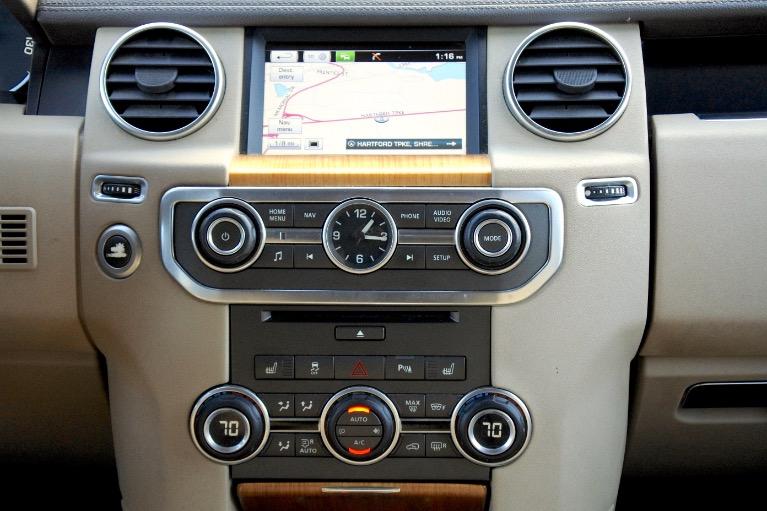 Used 2014 Land Rover Lr4 HSE Used 2014 Land Rover Lr4 HSE for sale  at Metro West Motorcars LLC in Shrewsbury MA 11