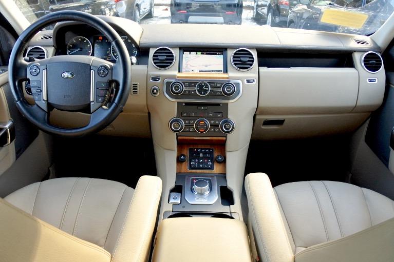 Used 2014 Land Rover Lr4 HSE Used 2014 Land Rover Lr4 HSE for sale  at Metro West Motorcars LLC in Shrewsbury MA 9