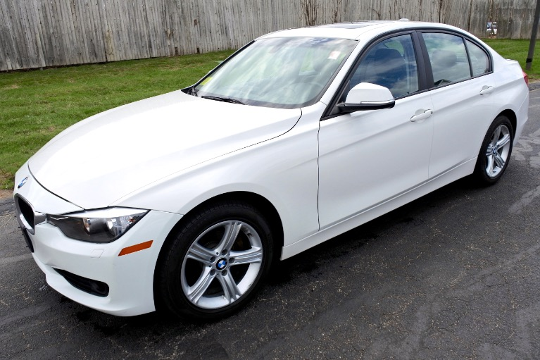 Used Used 2013 BMW 3 Series 4dr Sdn 328i xDrive AWD for sale $14,770 at Metro West Motorcars LLC in Shrewsbury MA