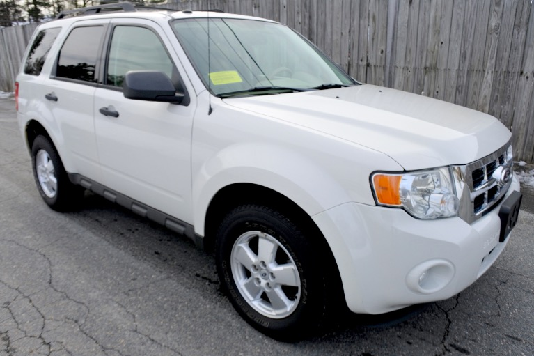 Used 2012 Ford Escape XLT 4WD Used 2012 Ford Escape XLT 4WD for sale  at Metro West Motorcars LLC in Shrewsbury MA 4