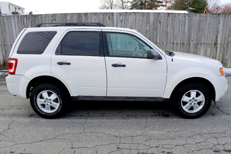 Used 2012 Ford Escape XLT 4WD Used 2012 Ford Escape XLT 4WD for sale  at Metro West Motorcars LLC in Shrewsbury MA 5