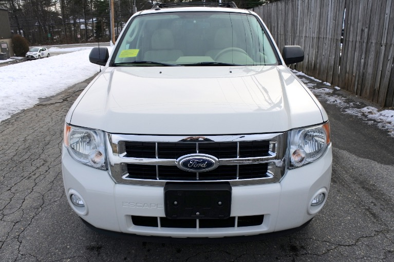 Used 2012 Ford Escape XLT 4WD Used 2012 Ford Escape XLT 4WD for sale  at Metro West Motorcars LLC in Shrewsbury MA 7