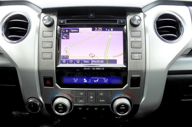 Used 2015 Toyota Tundra 4wd CrewMax 5.7L V8 Platinum Used 2015 Toyota Tundra 4wd CrewMax 5.7L V8 Platinum for sale  at Metro West Motorcars LLC in Shrewsbury MA 11