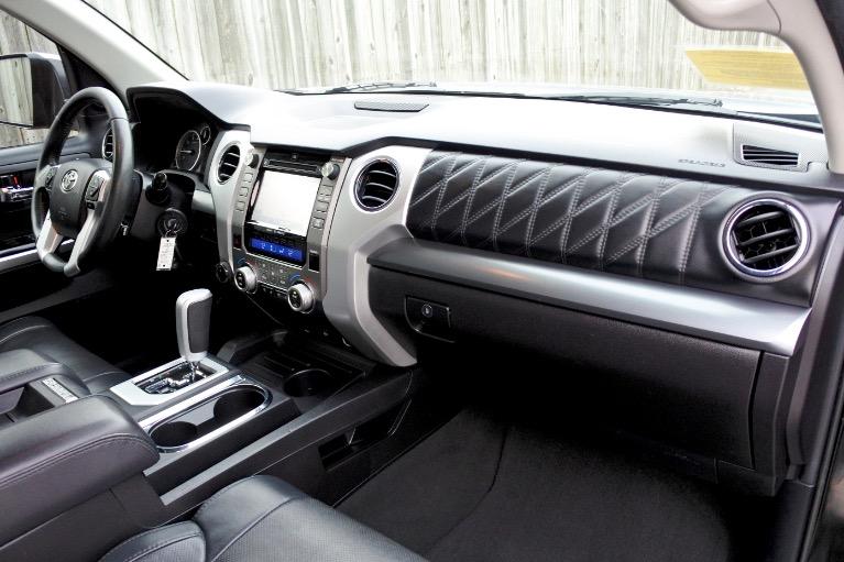 Used 2015 Toyota Tundra 4wd CrewMax 5.7L V8 Platinum Used 2015 Toyota Tundra 4wd CrewMax 5.7L V8 Platinum for sale  at Metro West Motorcars LLC in Shrewsbury MA 20