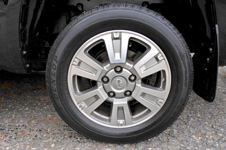 Used 2015 Toyota Tundra 4wd CrewMax 5.7L V8 Platinum Used 2015 Toyota Tundra 4wd CrewMax 5.7L V8 Platinum for sale  at Metro West Motorcars LLC in Shrewsbury MA 22