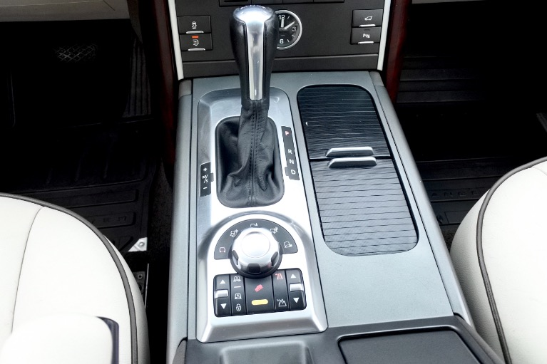 Used 2012 Land Rover Range Rover HSE Used 2012 Land Rover Range Rover HSE for sale  at Metro West Motorcars LLC in Shrewsbury MA 12