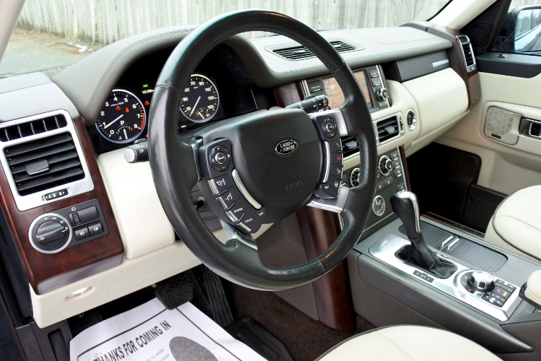 Used 2012 Land Rover Range Rover HSE Used 2012 Land Rover Range Rover HSE for sale  at Metro West Motorcars LLC in Shrewsbury MA 13