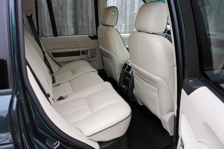 Used 2012 Land Rover Range Rover HSE Used 2012 Land Rover Range Rover HSE for sale  at Metro West Motorcars LLC in Shrewsbury MA 19