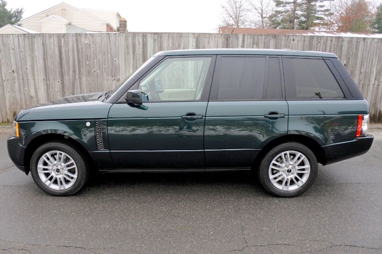 Used 2012 Land Rover Range Rover HSE Used 2012 Land Rover Range Rover HSE for sale  at Metro West Motorcars LLC in Shrewsbury MA 2