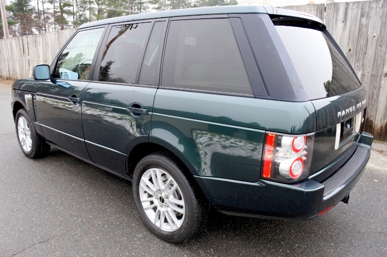 Used 2012 Land Rover Range Rover HSE Used 2012 Land Rover Range Rover HSE for sale  at Metro West Motorcars LLC in Shrewsbury MA 3