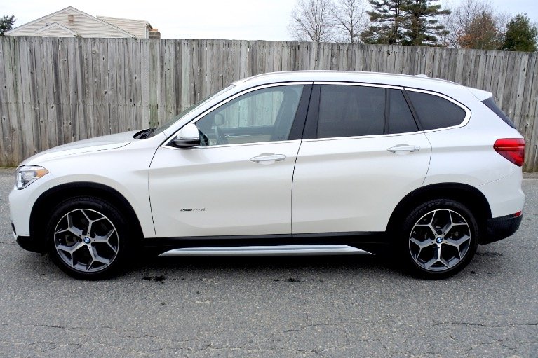 Used 2016 BMW X1 xDrive28i AWD Used 2016 BMW X1 xDrive28i AWD for sale  at Metro West Motorcars LLC in Shrewsbury MA 2