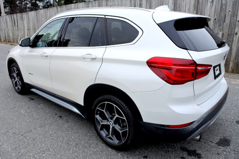 Used 2016 BMW X1 xDrive28i AWD Used 2016 BMW X1 xDrive28i AWD for sale  at Metro West Motorcars LLC in Shrewsbury MA 3
