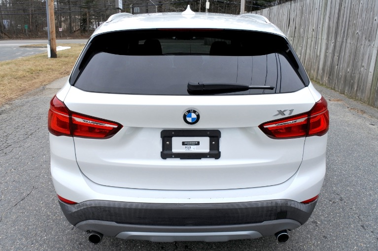 Used 2016 BMW X1 xDrive28i AWD Used 2016 BMW X1 xDrive28i AWD for sale  at Metro West Motorcars LLC in Shrewsbury MA 4