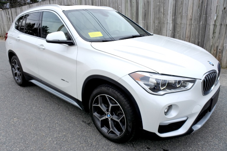 Used 2016 BMW X1 xDrive28i AWD Used 2016 BMW X1 xDrive28i AWD for sale  at Metro West Motorcars LLC in Shrewsbury MA 7