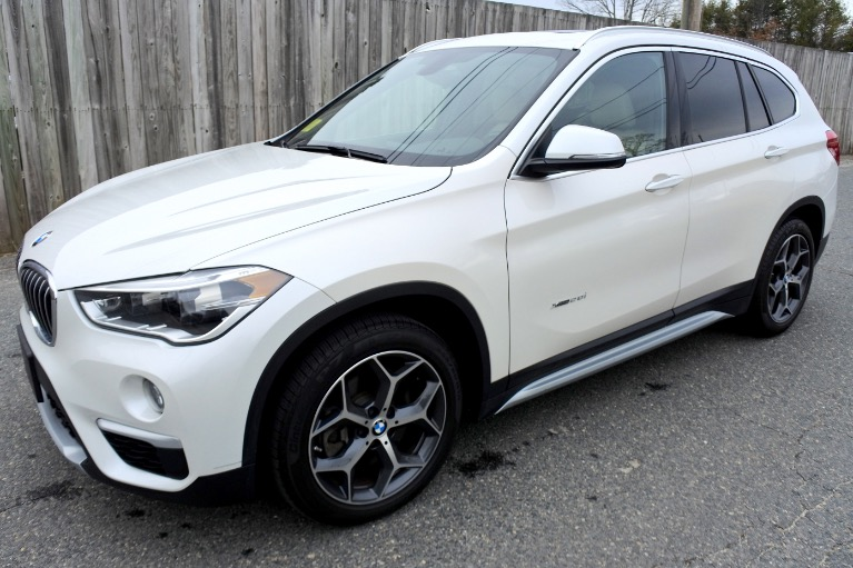 Used Used 2016 BMW X1 xDrive28i AWD for sale $19,900 at Metro West Motorcars LLC in Shrewsbury MA