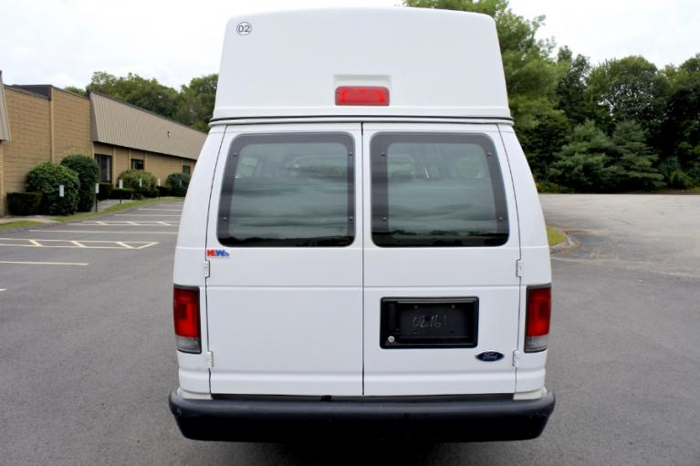 Used 2013 Ford Econoline E-250 Extended Used 2013 Ford Econoline E-250 Extended for sale  at Metro West Motorcars LLC in Shrewsbury MA 4