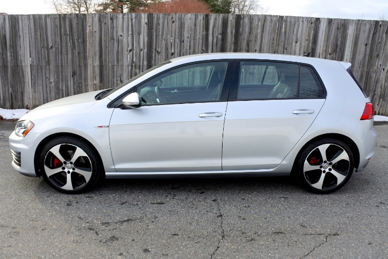 Used 2017 Volkswagen Golf Gti 2.0T S Used 2017 Volkswagen Golf Gti 2.0T S for sale  at Metro West Motorcars LLC in Shrewsbury MA 2