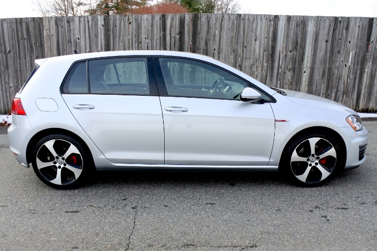 Used 2017 Volkswagen Golf Gti 2.0T S Used 2017 Volkswagen Golf Gti 2.0T S for sale  at Metro West Motorcars LLC in Shrewsbury MA 6