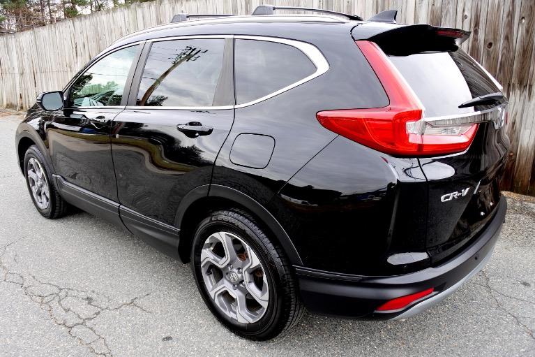 Used 2017 Honda Cr-v EX AWD Used 2017 Honda Cr-v EX AWD for sale  at Metro West Motorcars LLC in Shrewsbury MA 3