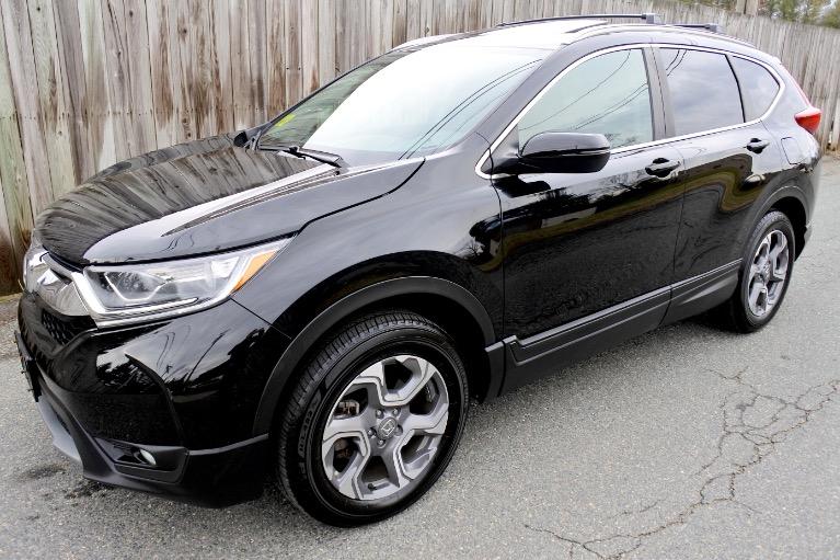Used 2017 Honda Cr-v EX AWD Used 2017 Honda Cr-v EX AWD for sale  at Metro West Motorcars LLC in Shrewsbury MA 1