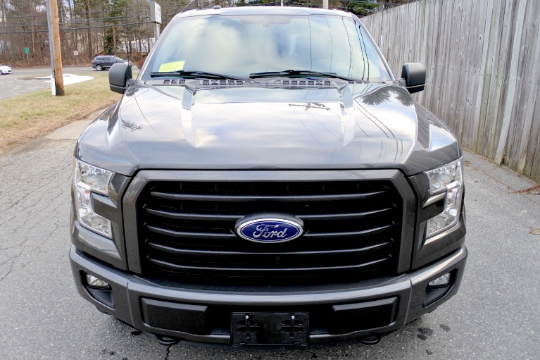 Used 2016 Ford F-150 4WD SuperCrew 145' XLT Used 2016 Ford F-150 4WD SuperCrew 145' XLT for sale  at Metro West Motorcars LLC in Shrewsbury MA 8