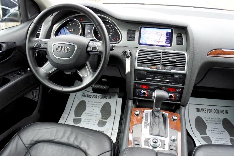 Used 2013 Audi Q7 Quattro 3.0T Premium Plus Used 2013 Audi Q7 Quattro 3.0T Premium Plus for sale  at Metro West Motorcars LLC in Shrewsbury MA 10