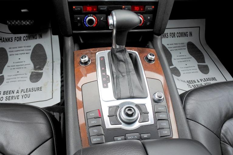Used 2013 Audi Q7 Quattro 3.0T Premium Plus Used 2013 Audi Q7 Quattro 3.0T Premium Plus for sale  at Metro West Motorcars LLC in Shrewsbury MA 12