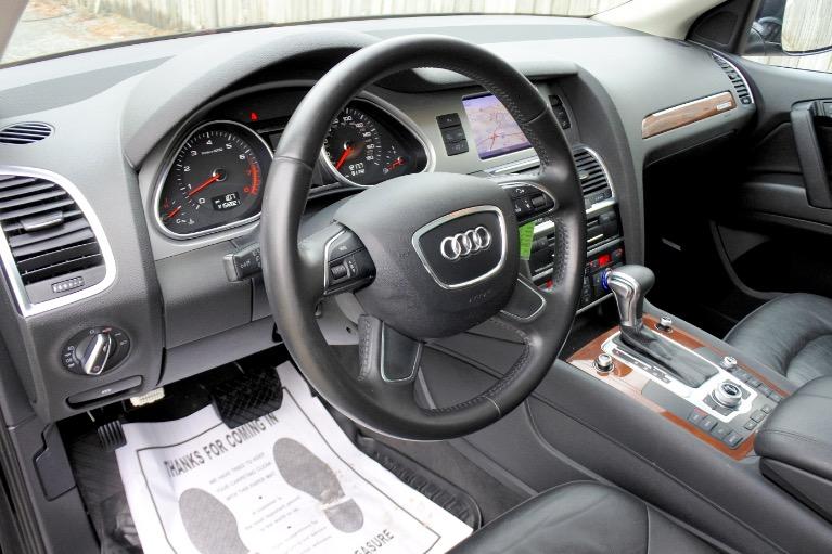 Used 2013 Audi Q7 Quattro 3.0T Premium Plus Used 2013 Audi Q7 Quattro 3.0T Premium Plus for sale  at Metro West Motorcars LLC in Shrewsbury MA 13
