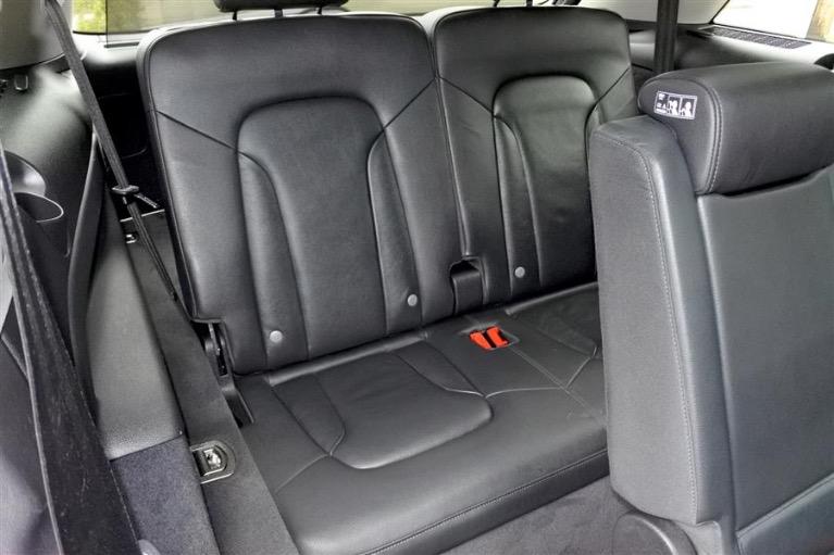 Used 2013 Audi Q7 Quattro 3.0T Premium Plus Used 2013 Audi Q7 Quattro 3.0T Premium Plus for sale  at Metro West Motorcars LLC in Shrewsbury MA 19