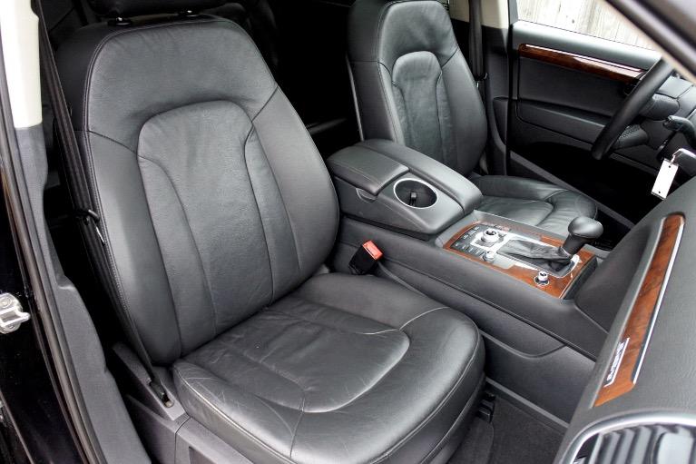 Used 2013 Audi Q7 Quattro 3.0T Premium Plus Used 2013 Audi Q7 Quattro 3.0T Premium Plus for sale  at Metro West Motorcars LLC in Shrewsbury MA 22