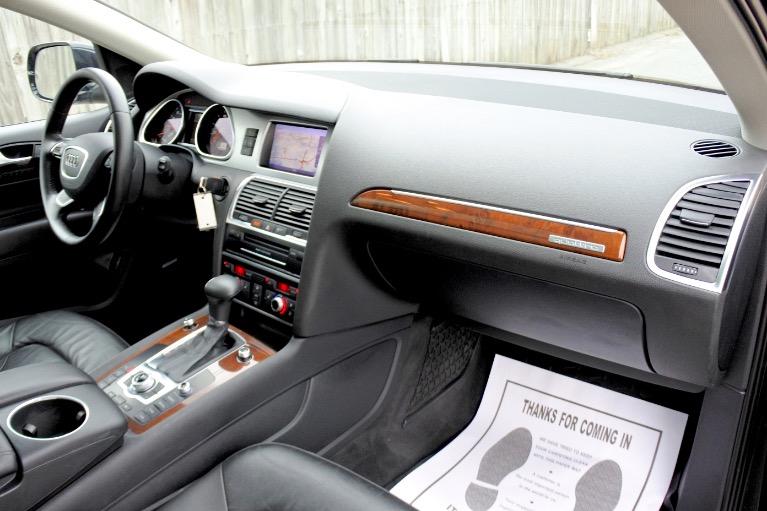 Used 2013 Audi Q7 Quattro 3.0T Premium Plus Used 2013 Audi Q7 Quattro 3.0T Premium Plus for sale  at Metro West Motorcars LLC in Shrewsbury MA 23