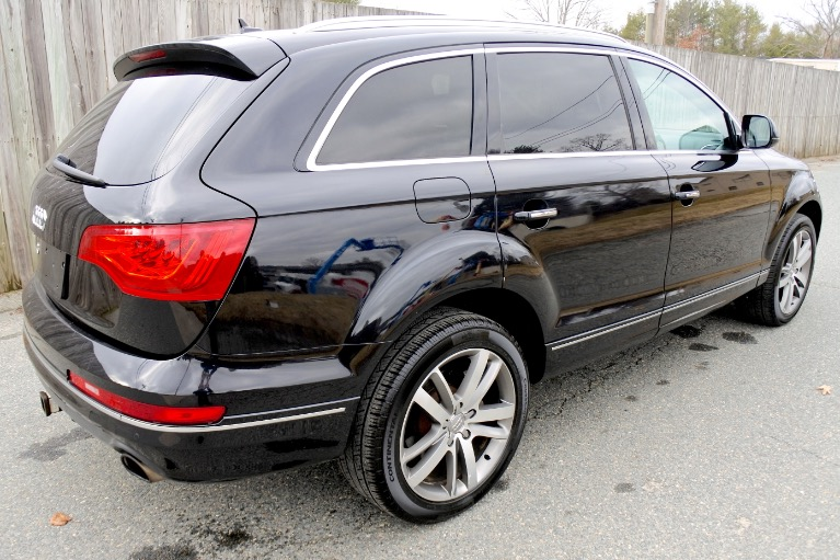 Used 2013 Audi Q7 Quattro 3.0T Premium Plus Used 2013 Audi Q7 Quattro 3.0T Premium Plus for sale  at Metro West Motorcars LLC in Shrewsbury MA 5