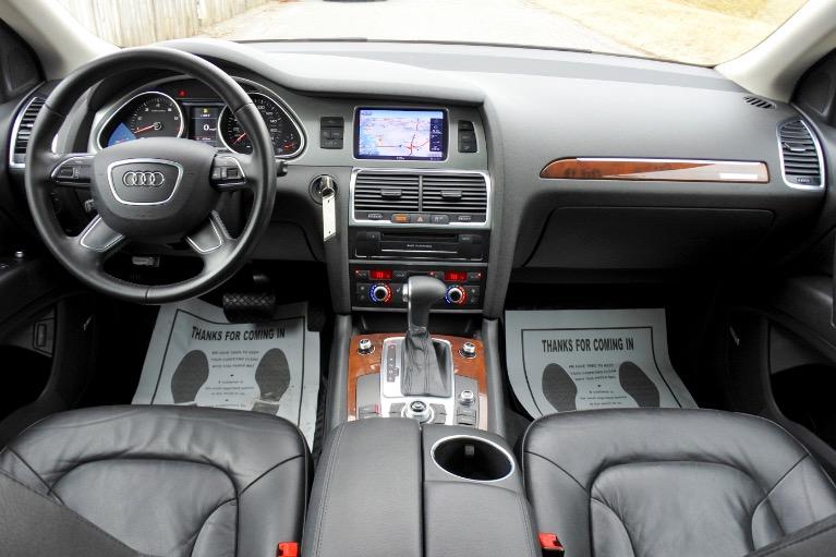 Used 2013 Audi Q7 Quattro 3.0T Premium Plus Used 2013 Audi Q7 Quattro 3.0T Premium Plus for sale  at Metro West Motorcars LLC in Shrewsbury MA 9