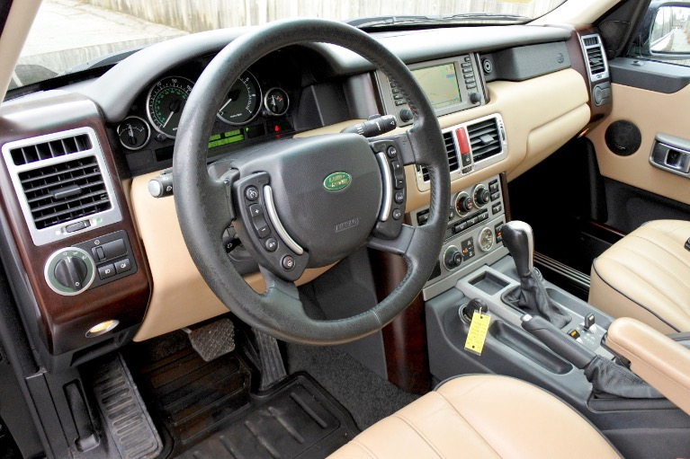 Used 2004 Land Rover Range Rover HSE Used 2004 Land Rover Range Rover HSE for sale  at Metro West Motorcars LLC in Shrewsbury MA 13