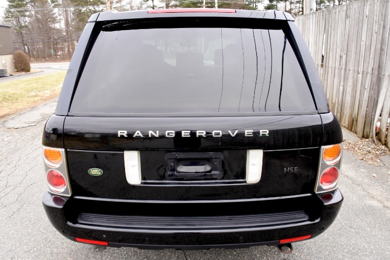 Used 2004 Land Rover Range Rover HSE Used 2004 Land Rover Range Rover HSE for sale  at Metro West Motorcars LLC in Shrewsbury MA 4