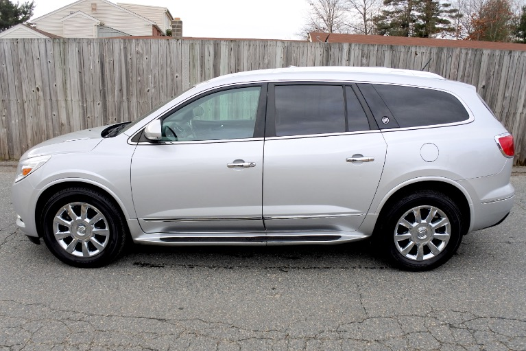 Used 2014 Buick Enclave AWD Premium Used 2014 Buick Enclave AWD Premium for sale  at Metro West Motorcars LLC in Shrewsbury MA 2