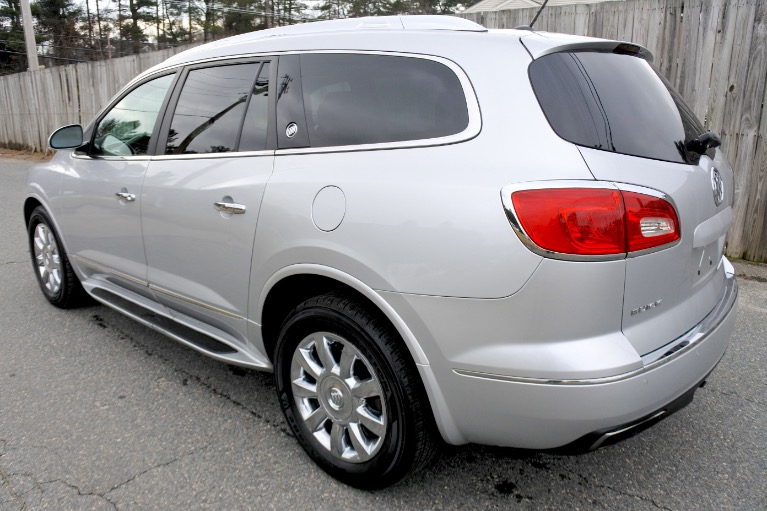 Used 2014 Buick Enclave AWD Premium Used 2014 Buick Enclave AWD Premium for sale  at Metro West Motorcars LLC in Shrewsbury MA 3