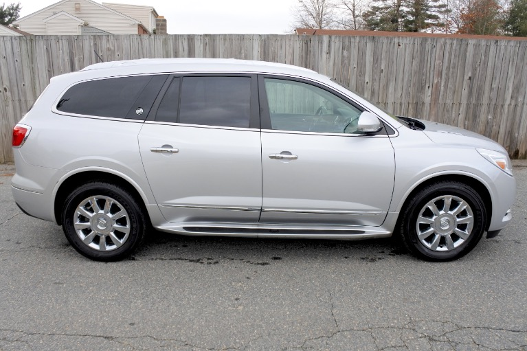 Used 2014 Buick Enclave AWD Premium Used 2014 Buick Enclave AWD Premium for sale  at Metro West Motorcars LLC in Shrewsbury MA 6