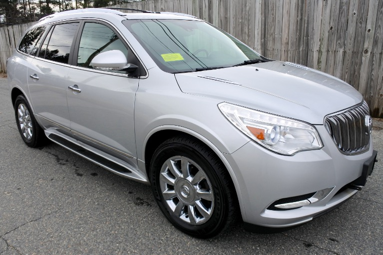 Used 2014 Buick Enclave AWD Premium Used 2014 Buick Enclave AWD Premium for sale  at Metro West Motorcars LLC in Shrewsbury MA 7