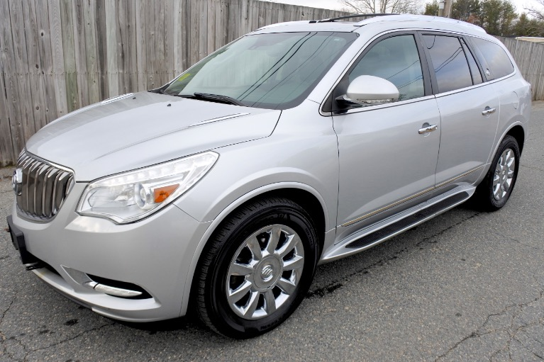 Used 2014 Buick Enclave AWD Premium Used 2014 Buick Enclave AWD Premium for sale  at Metro West Motorcars LLC in Shrewsbury MA 1